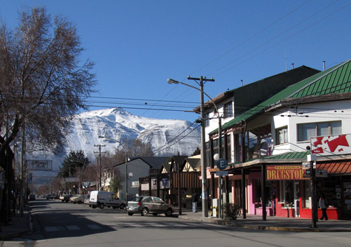 Esquel is an authentic Argentinian town and is base camp for La Hoya
