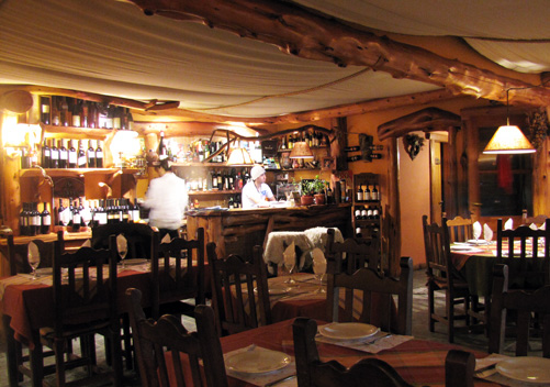 Villa la angostura restaurants bars nightlife apr s for 788 food bar argentina