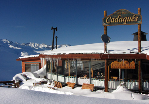 Colorado Apart Hotel - ski-in ski-out accommodation