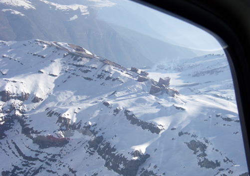 Chile Heli Skiing South America