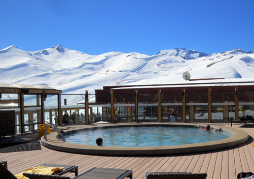 Valle Nevado: one of the best South America ski resorts