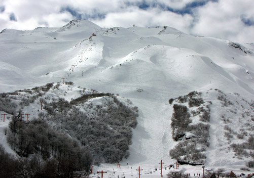 Nevados de Chillan Ski Resort Chile
