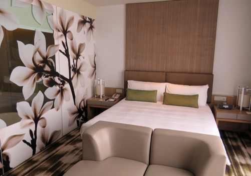 Singapore Airport Hotel: Crowne Plaza Changi Airport