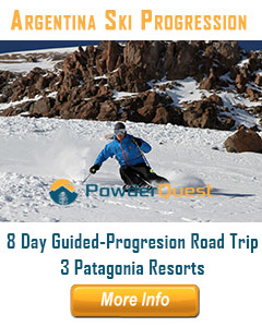 Argentina Ski Progression Tour