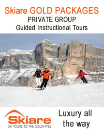 Private guided instructional tours to the Dolomites