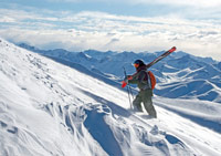 Guided Day Ski Trips from Santiago