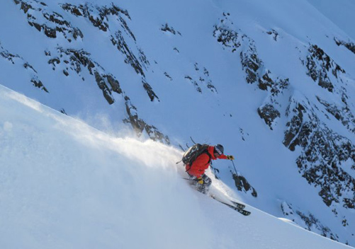 Ski Alaska - Perfect for Experienced Riders