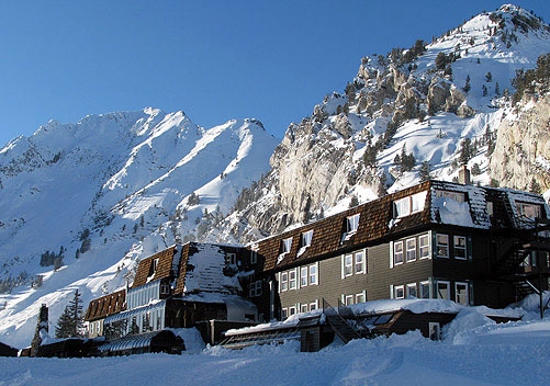 The Alta Peruvian Lodge at Alta ski resort provides great Alta lodging if you