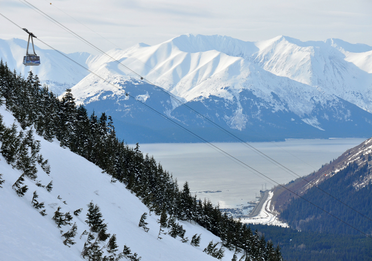 Alyeska Ski Resort