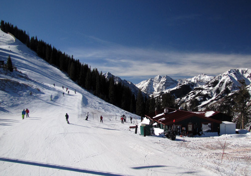 Aspen Highlands ski resort