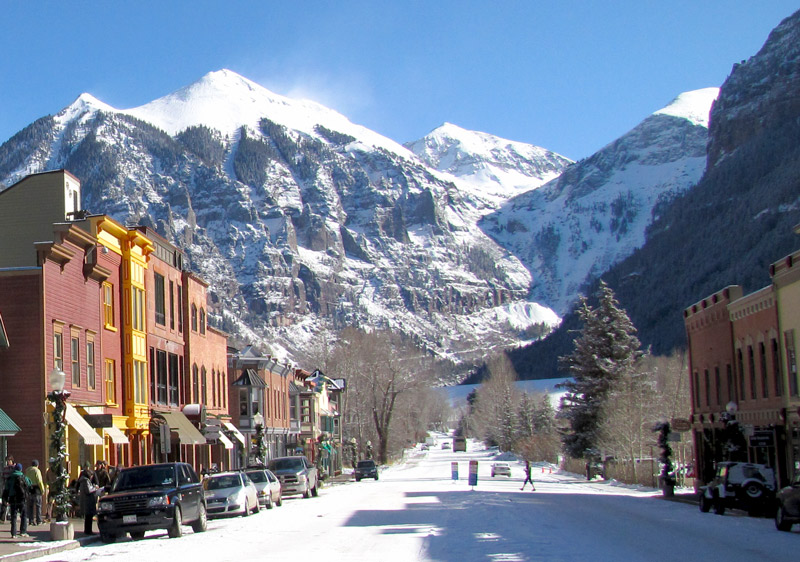 Telluride: Best US Ski Resort Overall
