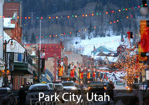 Park City Utah: #2 best overall rated resort in the USA