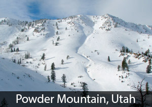 Powder Mountain Utah: 2nd Best Resort for Powderhounds