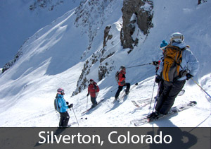 Silverton CO: Best Powder Resort
