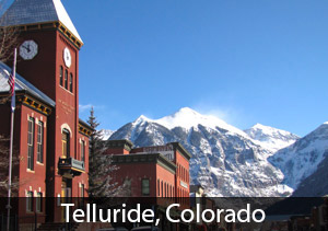 Telluride, Colorado: #1 best overall rated resort in the USA