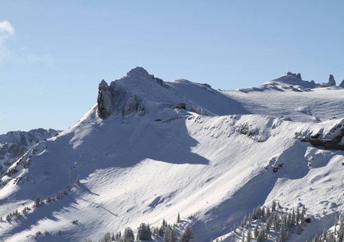 Kirkwood: best skiing in California for powder hounds