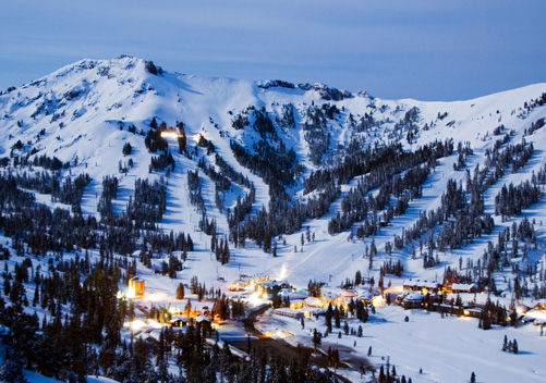 Kirkwood: one of the best CA ski resorts overall