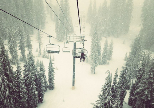 Sugar Bowl: one of the top ski resorts in California for overall terrain
