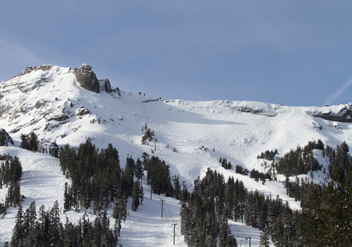 Kirkwood Ski Resort California