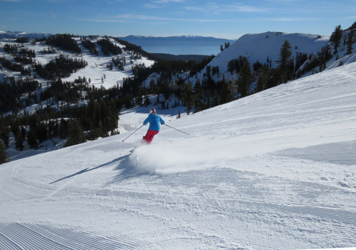 Ski California - Alpine Meadows