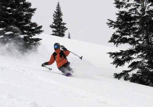 Aspen Powder Tours - Aspen Snowcat Skiing