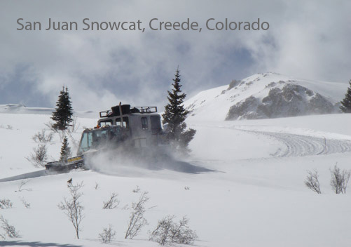 Colorado Cat Skiing