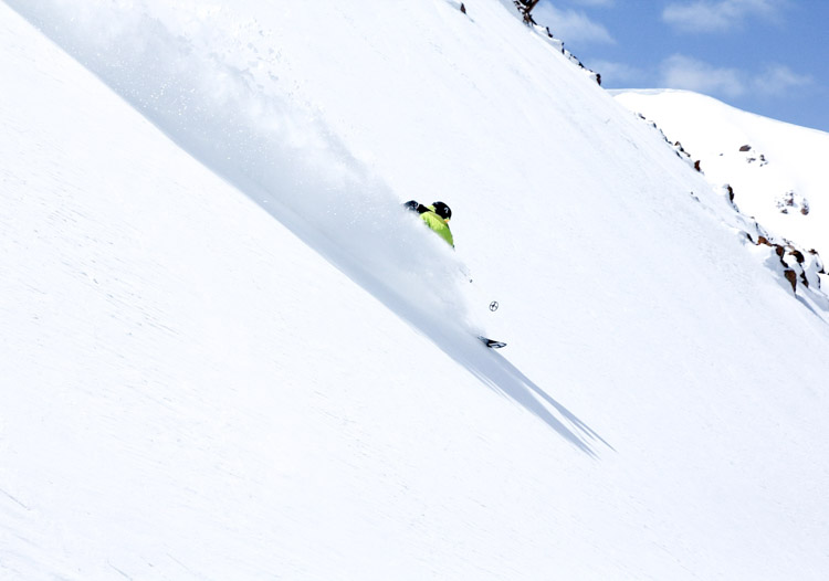 Powder Addiction Colorado