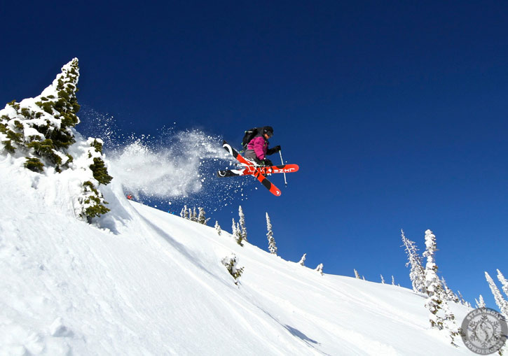 Steamboat Powdercats - has 10,000 acres of terrain i.e. 4.3 times the size of Steamboat Ski Resort!