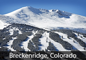 Third Best Overall Colorado Resort: Breckenridge