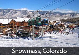 Second Best Overall Colorado Resort: Snowmass