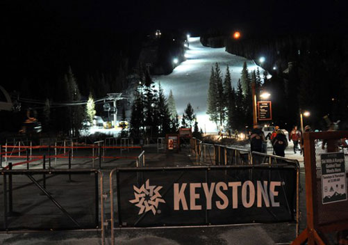 Keystone Ski Resort Colorado