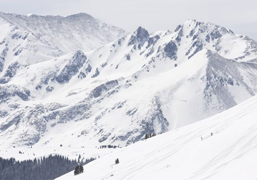 Ski Colorado for Big Terrain