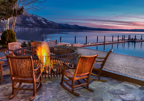 Stay at the Hyatt Regency Resort and enjoy an apres ski drink here