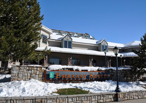 The Lake Tahoe Resort Hotel Is Well Located Near Heavenly Gondola And All S