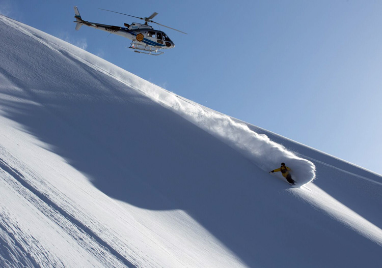 Chugach Powder Guides - one day of this just wont be enough - photo credit Adam Clarke