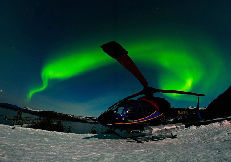 Majestic Heli Skiing, Chugach & Talkeetna Mountains, Alaska