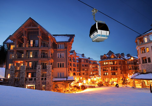 Northstar ski resort is another of the Incline Village ski resorts