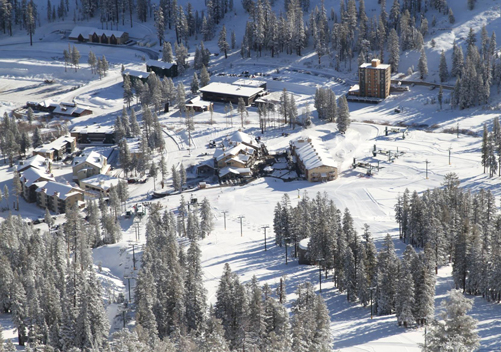 Kirkwood Mountain Resort Village