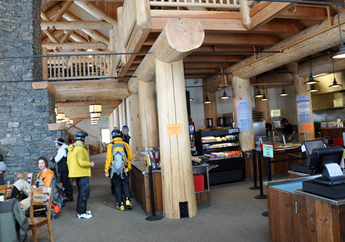 Brand new Mt Baker Ski Resort Facilities | Eateries ED06