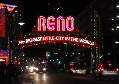Or you can stay in the casino city of Reno