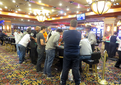 Reno casinos - only 25 miles from Mt Rose