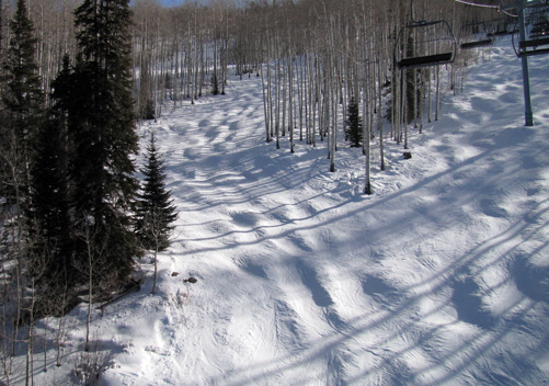 Powderhorn Ski Resort Colorado