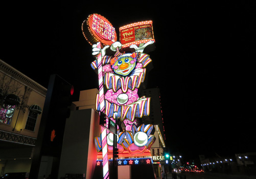 Reno lodging such as Circus Circus is very affordable