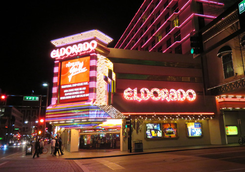 There are lots of Reno casinos