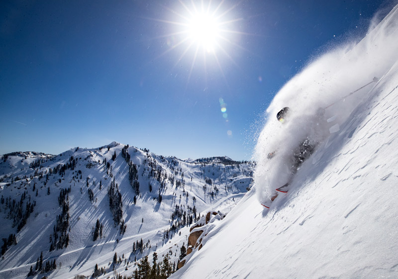 In the whiteroom at Squaw Valley | PC: Jeff Engerbretson