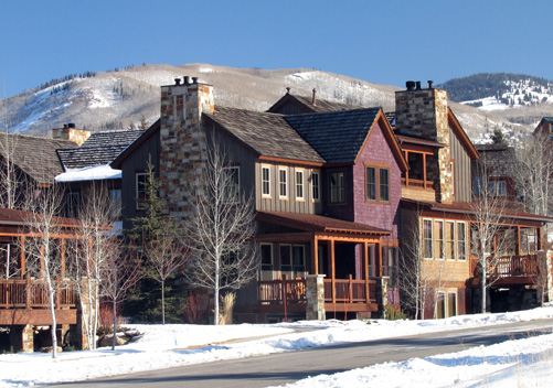 The Porches Steamboat Vacation Rentals