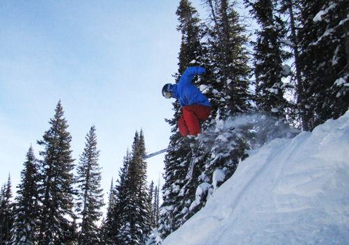 Best Tree Skiing Colorado - Steamboat Ski Resort