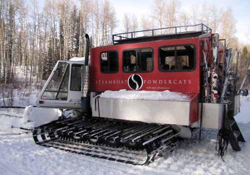 Steamboat Colorado