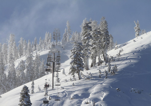 Freshies last a fraction longer than some other Tahoe ski resorts