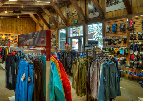 The Sugar Bowl Ski and Sports Shop